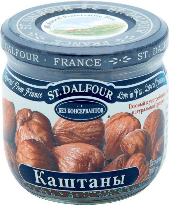 St.Dalfour Каштаны консервированные, 200 г