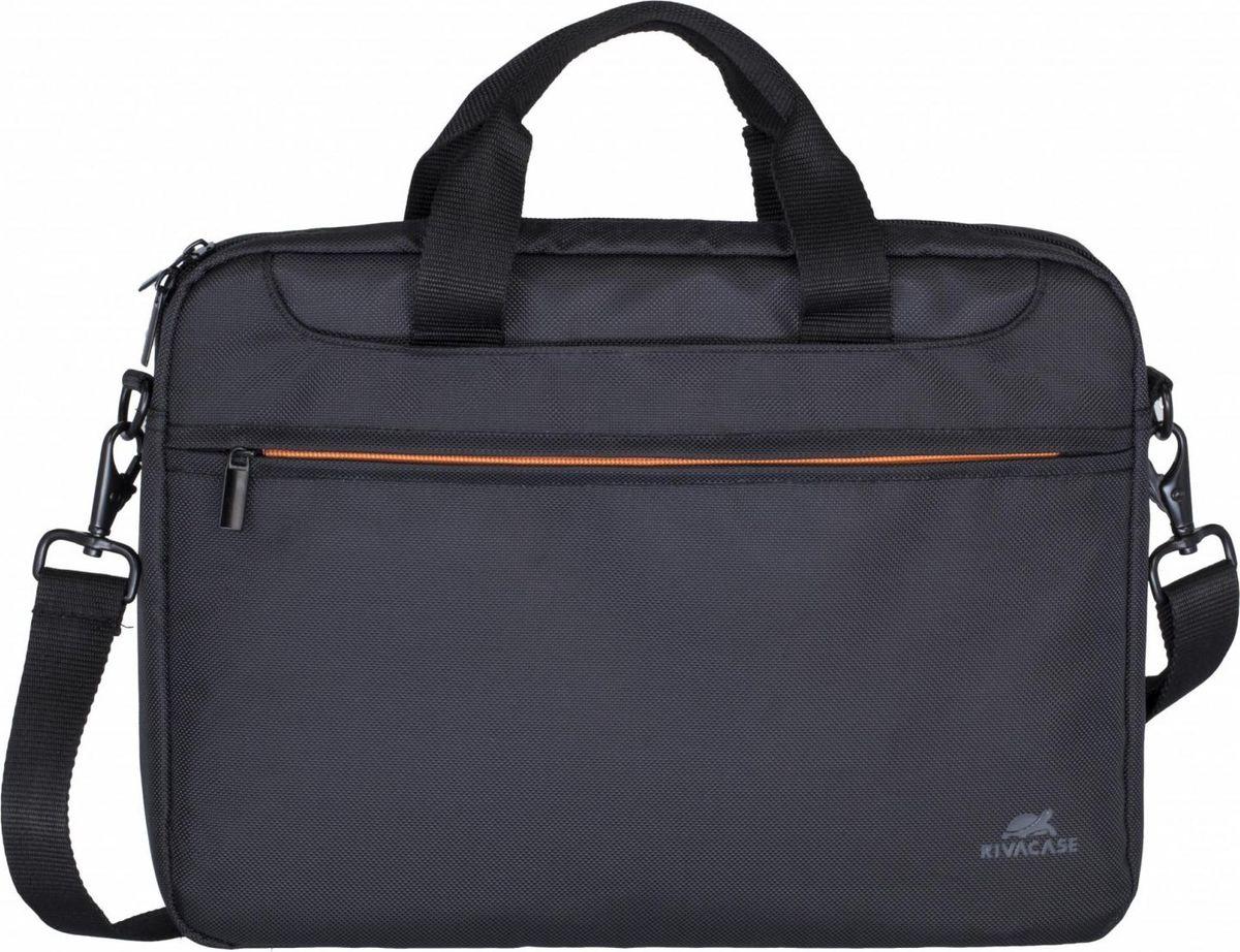 """RivaCase 8023, Black сумка для ноутбука 13,3"""""""
