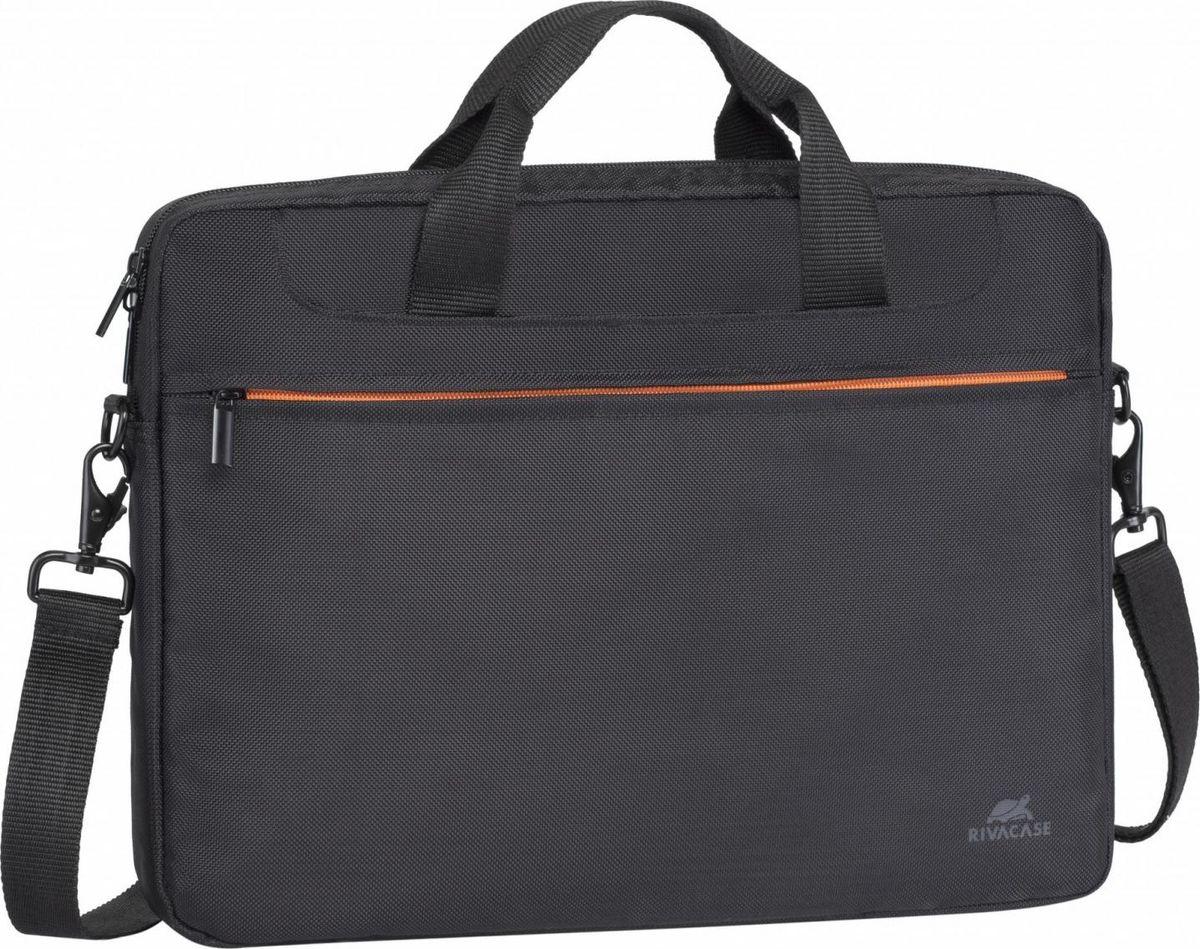"""RivaCase 8033, Black сумка для ноутбука 15,6"""""""