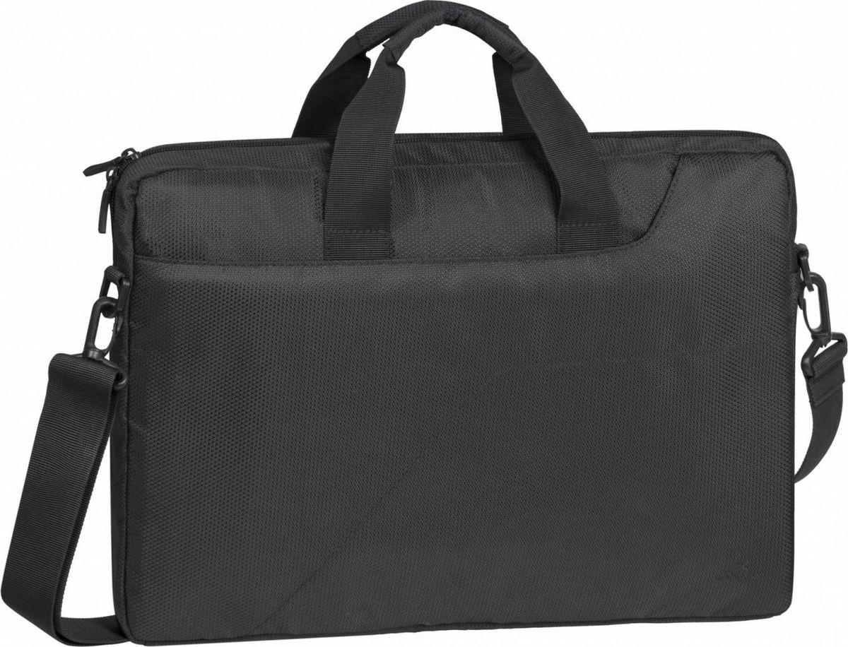 """RivaCase 8035, Black сумка для ноутбука 15,6"""""""