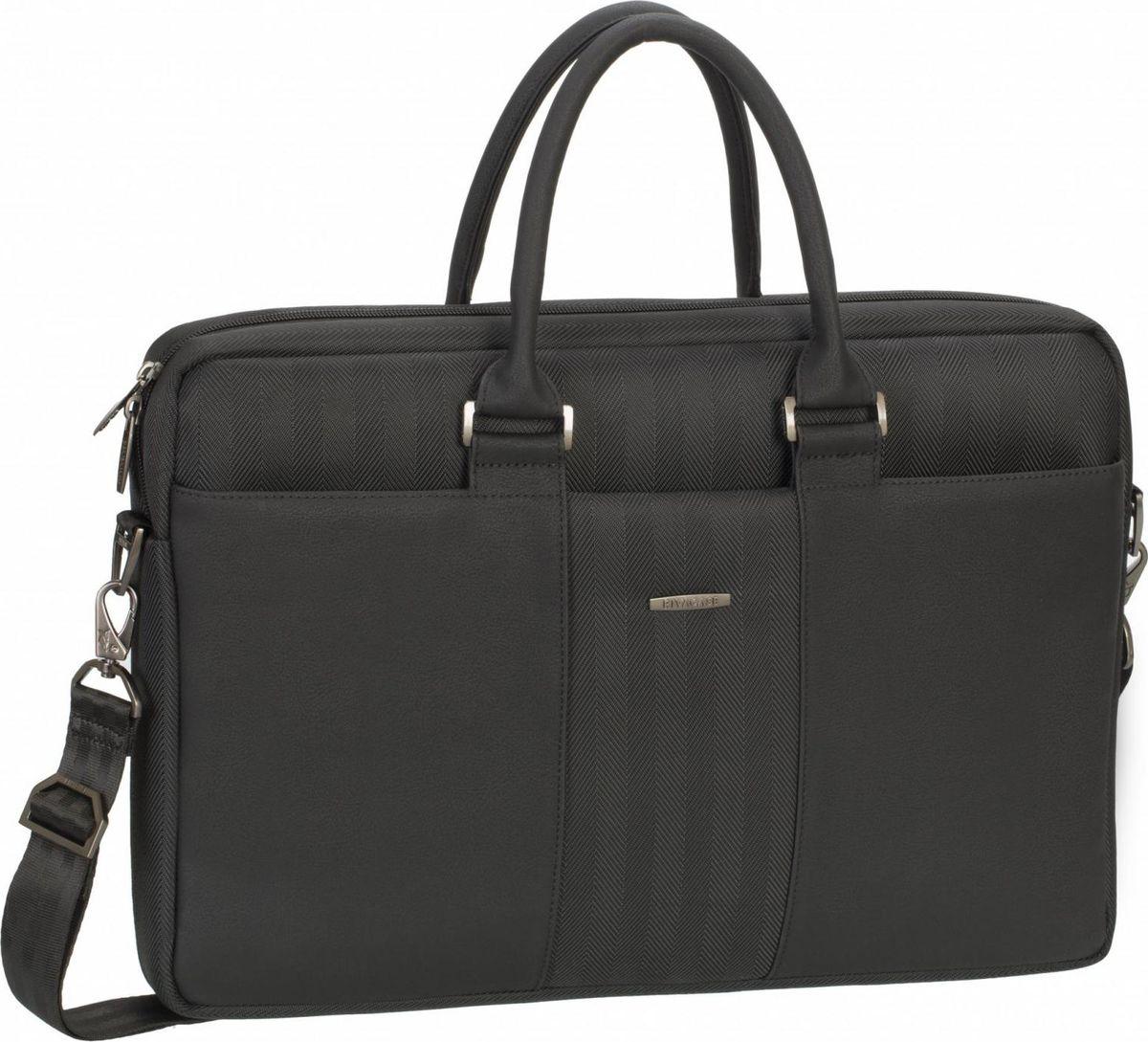 """RivaCase 8135, Black сумка для ноутбука 15,6"""""""