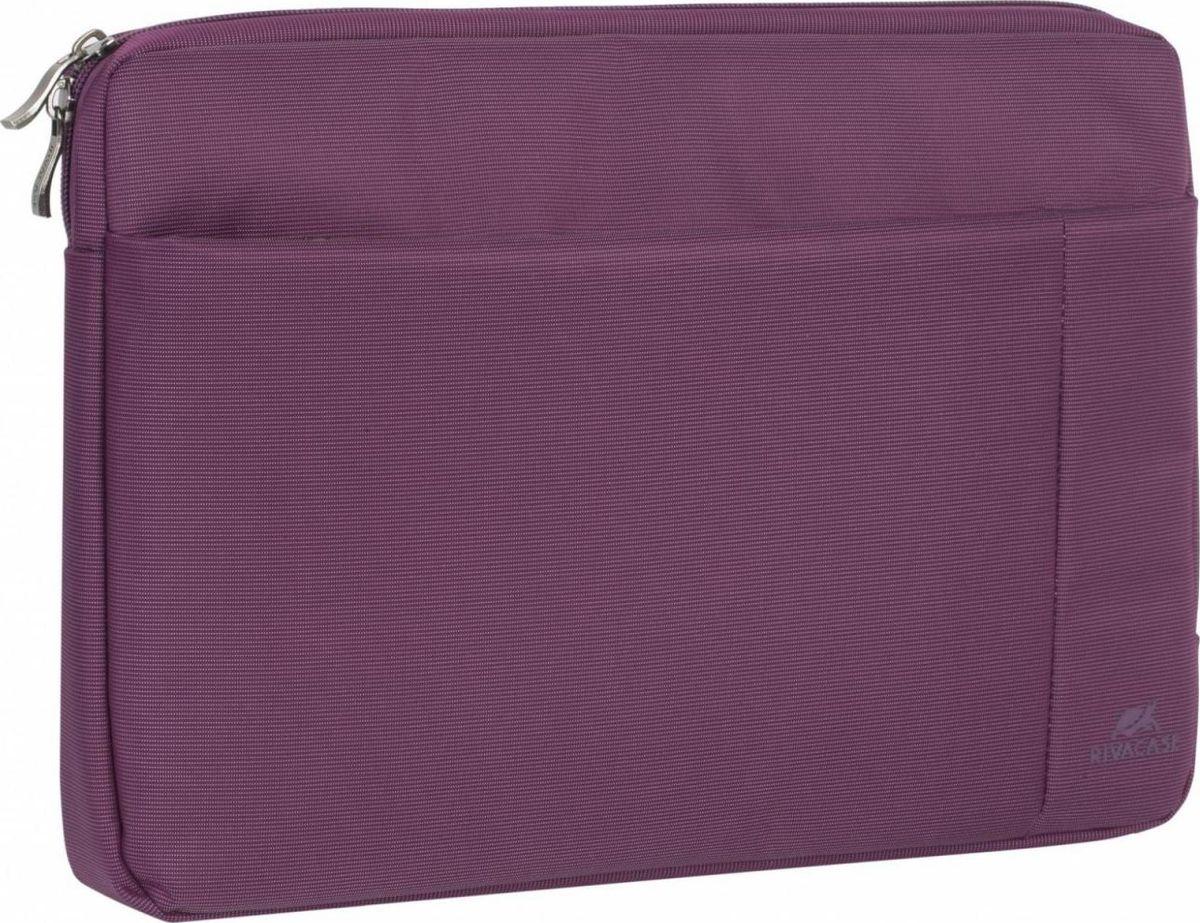 Чехол RivaCase 8203 для ноутбука 13,3, 4260403570760, purple подключение ноутбука к ноутбуку