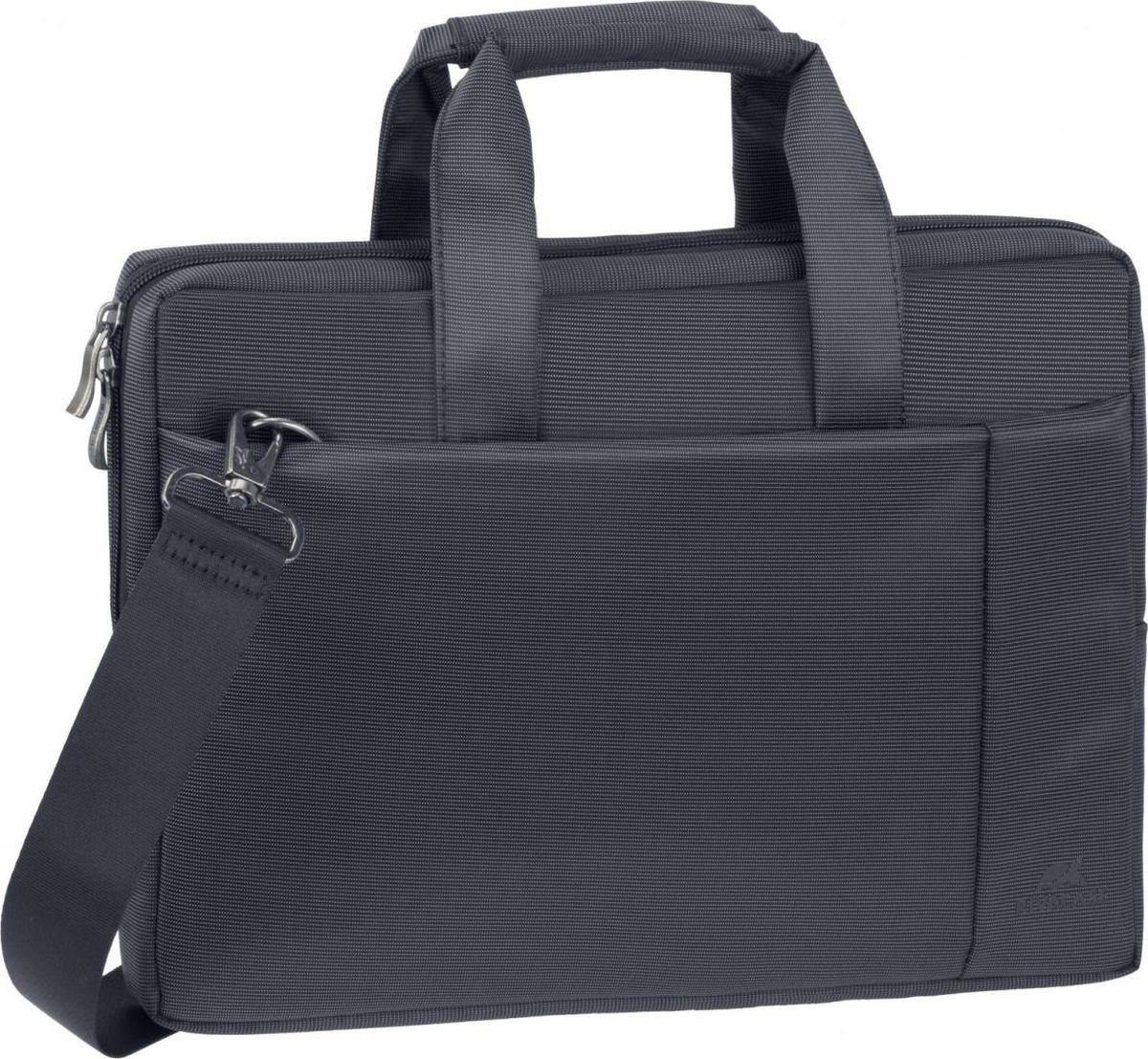 """RivaCase 8221, Black сумка для ноутбука 13,3"""""""