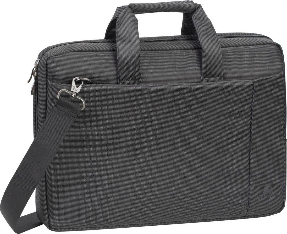 RivaCase 8231, Black сумка для ноутбука 15,6 сумка для ноутбука 15 6 rivacase 8335 black