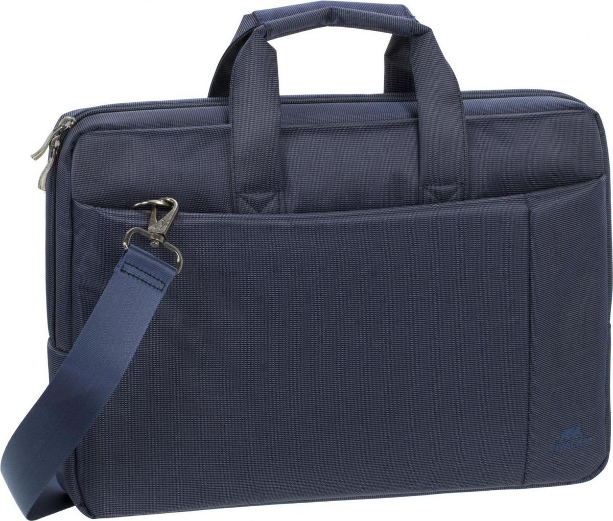 "RivaCase 8231, Blue сумка для ноутбука 15,6"""