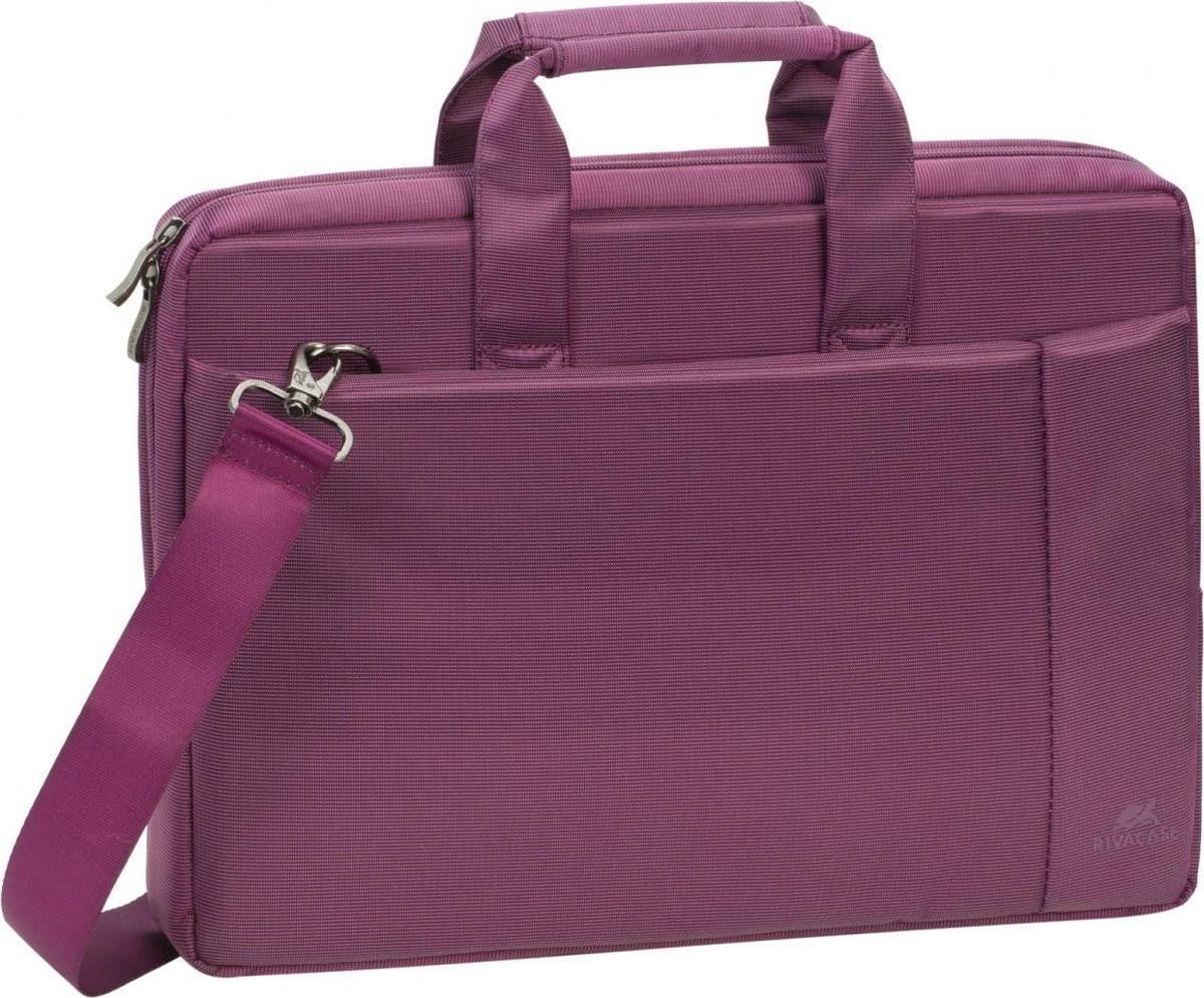 "RivaCase 8231, Purple сумка для ноутбука 15,6"""