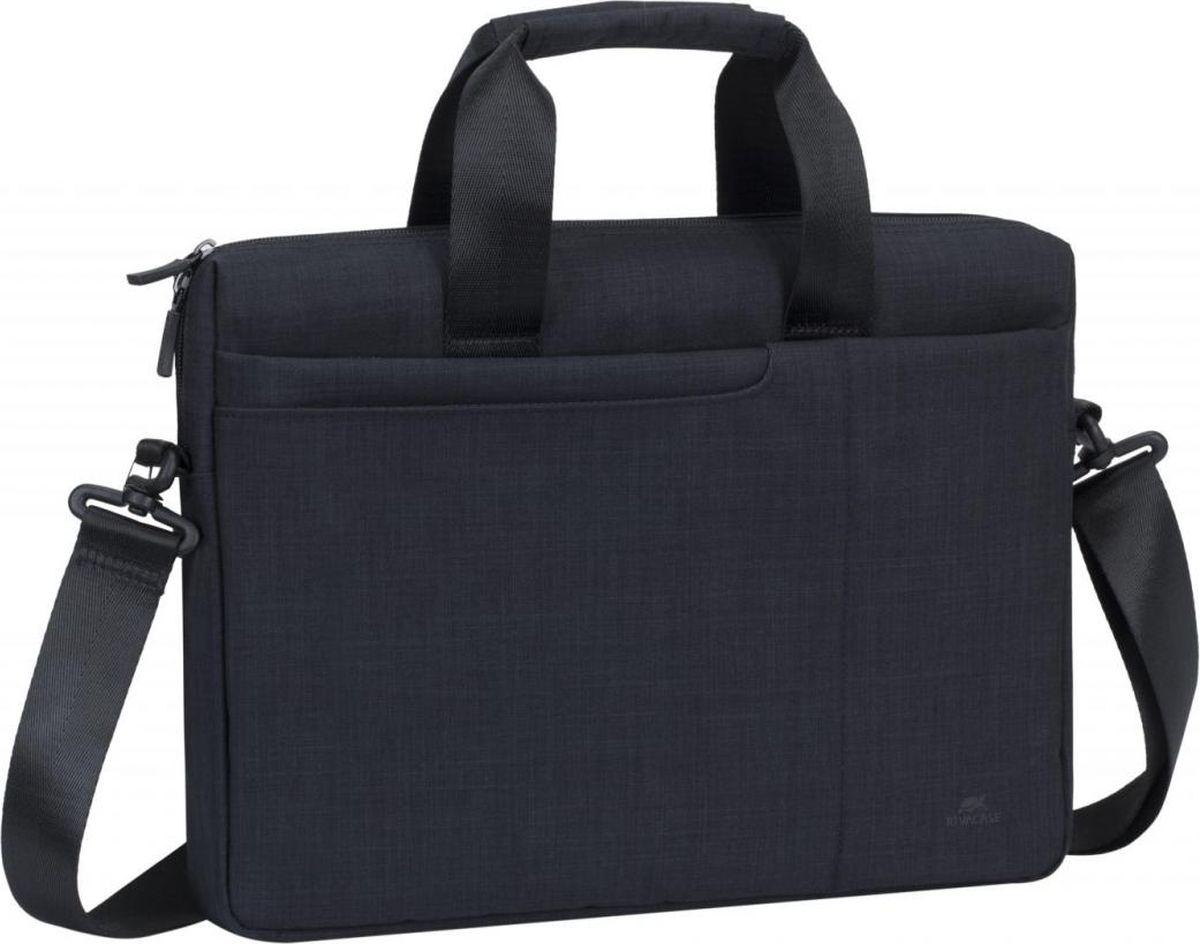"""RivaCase 8325, Black сумка для ноутбука 13,3"""""""