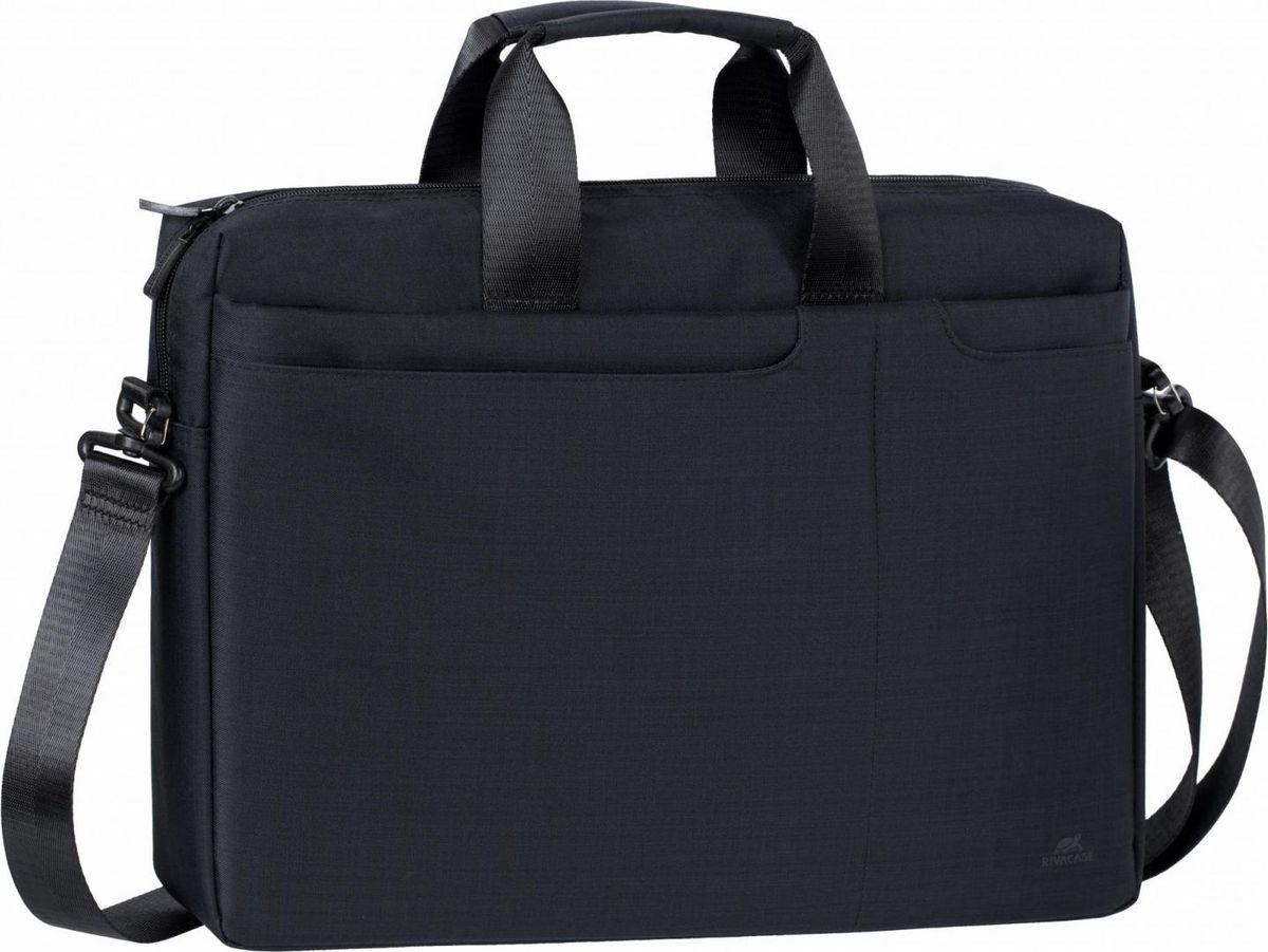 """RivaCase 8335, Black сумка для ноутбука 15,6"""""""