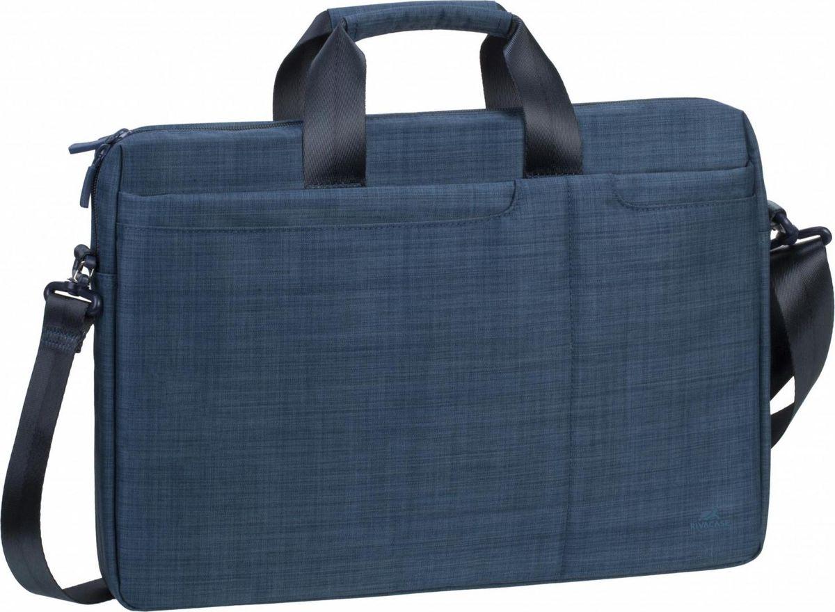 RivaCase 8335, Blue сумка для ноутбука 15,6
