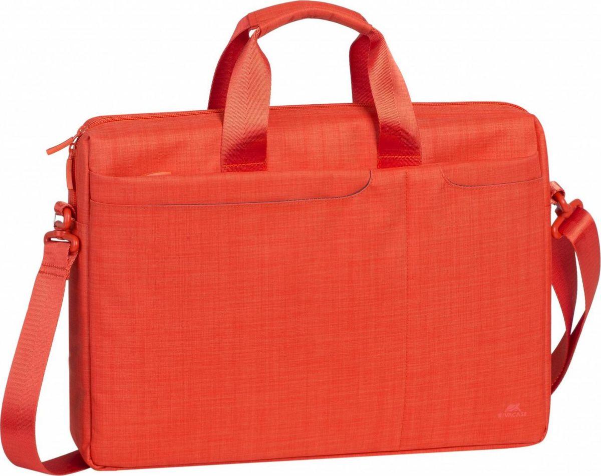 """RivaCase 8335, Orange сумка для ноутбука 15,6"""""""