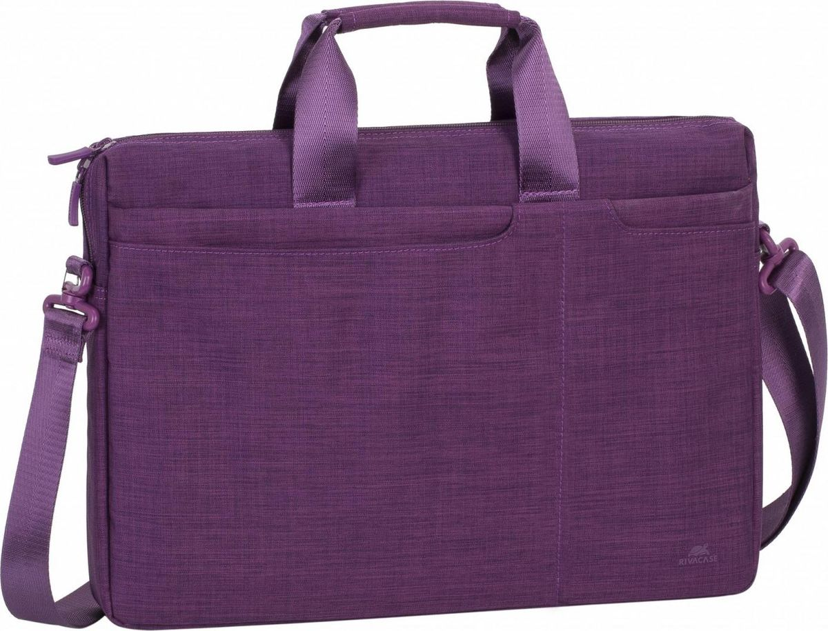 "RivaCase 8335, Purple сумка для ноутбука 15,6"""