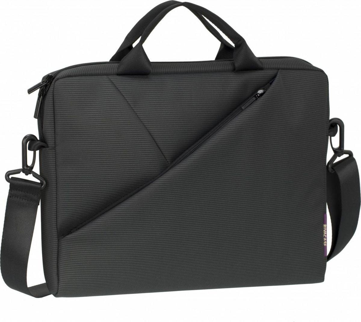 "RivaCase 8730, Grey сумка для ноутбука 15,6"""