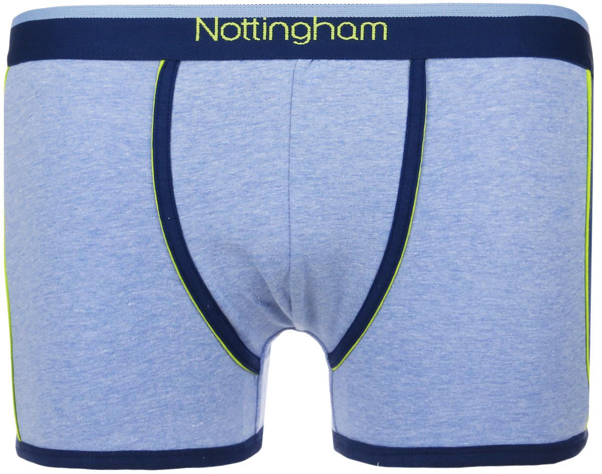 Трусы Nottingham трусы боксеры мужские nottingham цвет светло серый 15910 размер xl 52