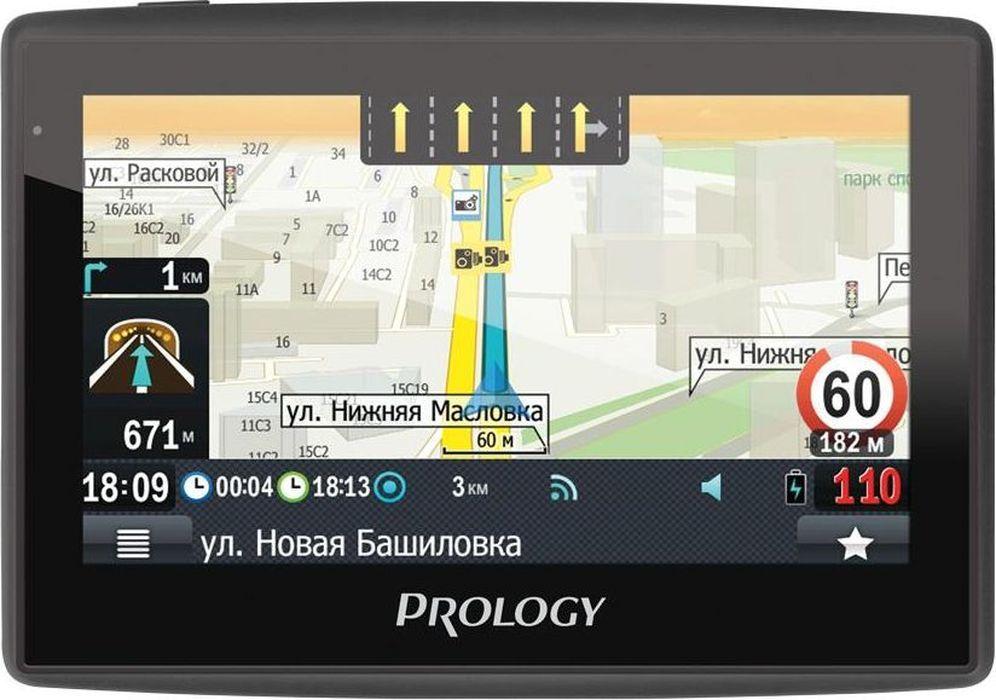 Prology iMAP-M500, Black автомобильный навигатор