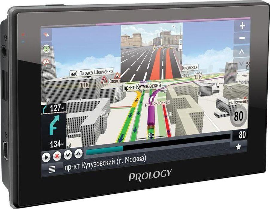 Prology iMAP-A530, Blackавтомобильный навигатор Prology