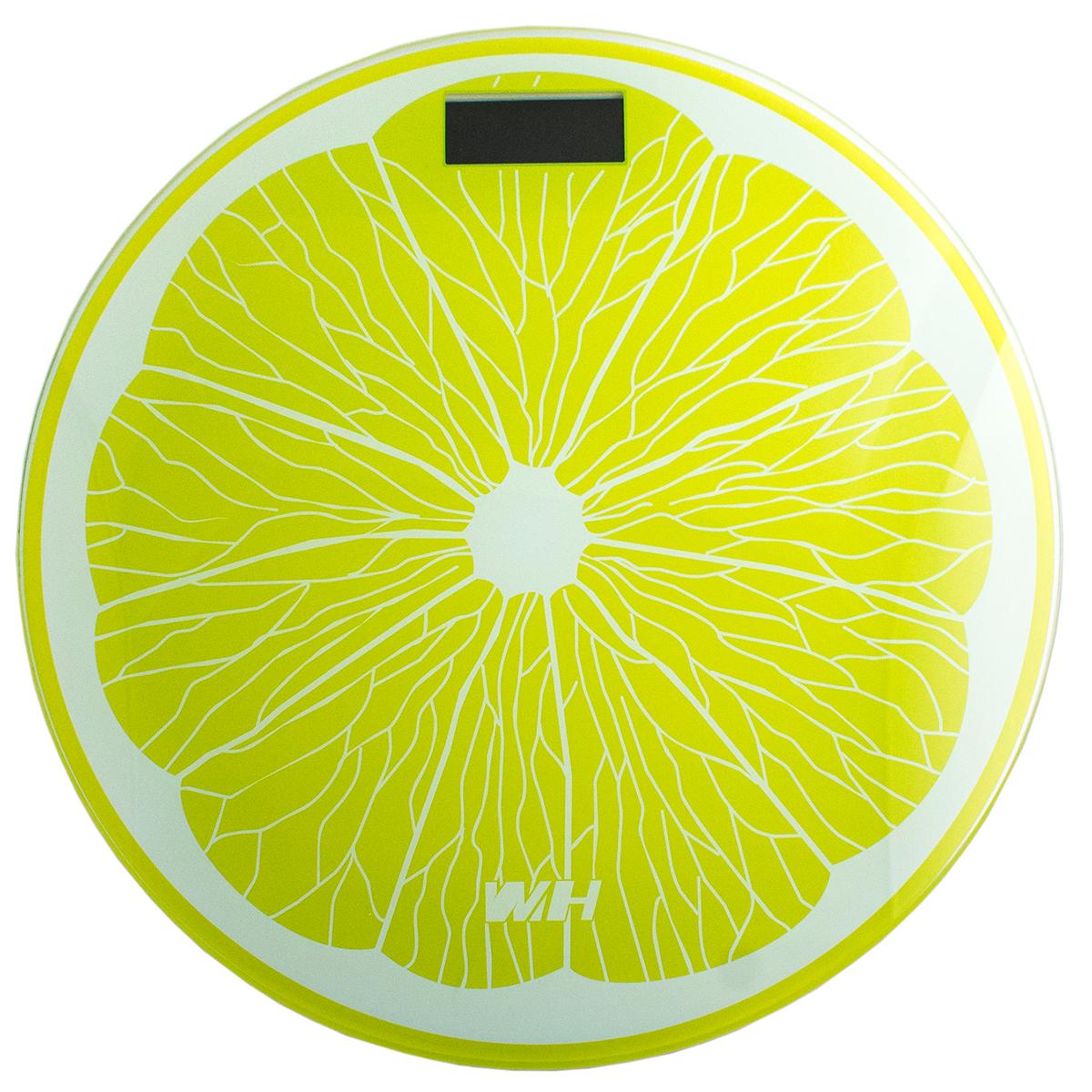 Весы напольные Эврика  Лайм , цвет: лимонный