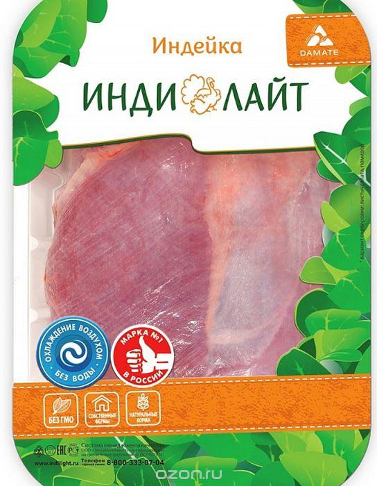 Индилайт Филе бедра индейки охлажденное 0,8 кг017_3Требует тепловой кулинарной обработки. Постное, диетическое, большое содержание витаминов и минералов. Высокое содержание белка. Гипоаллергенное.
