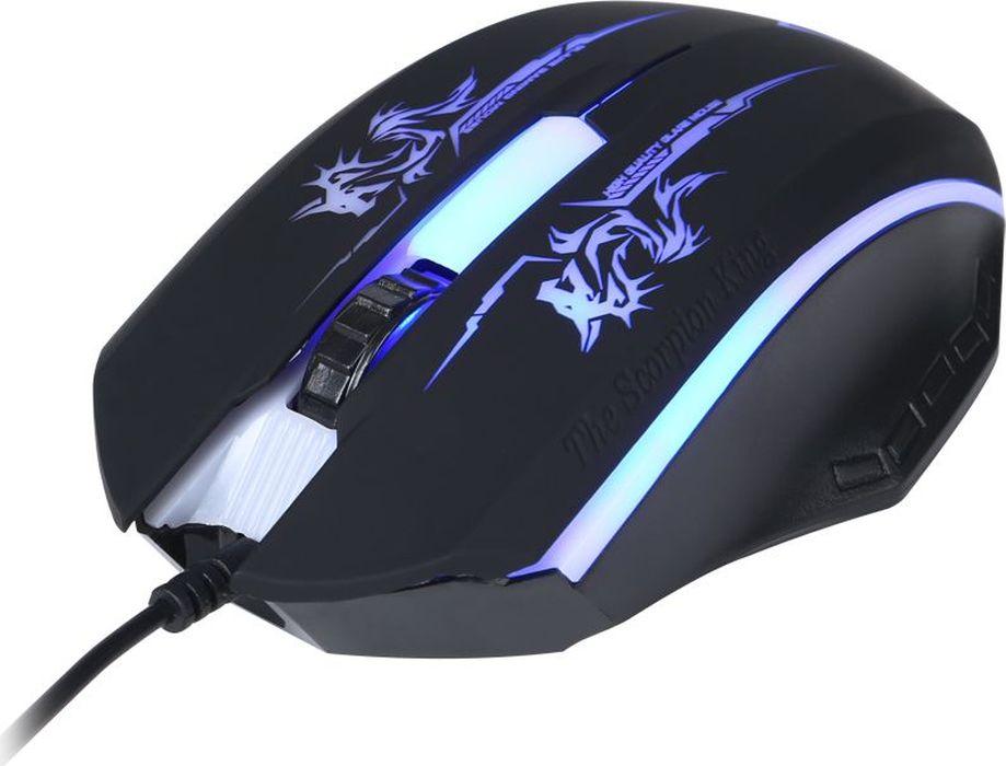 Xtrike Me GM-201, Black игровая мышь игровая мышь speedlink scelus black red