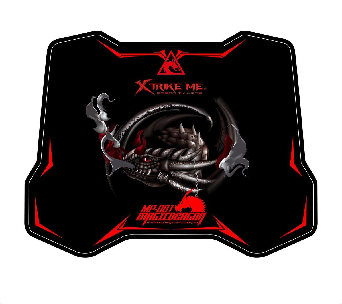 Игровой коврик для мыши Xtrike Me MP-001