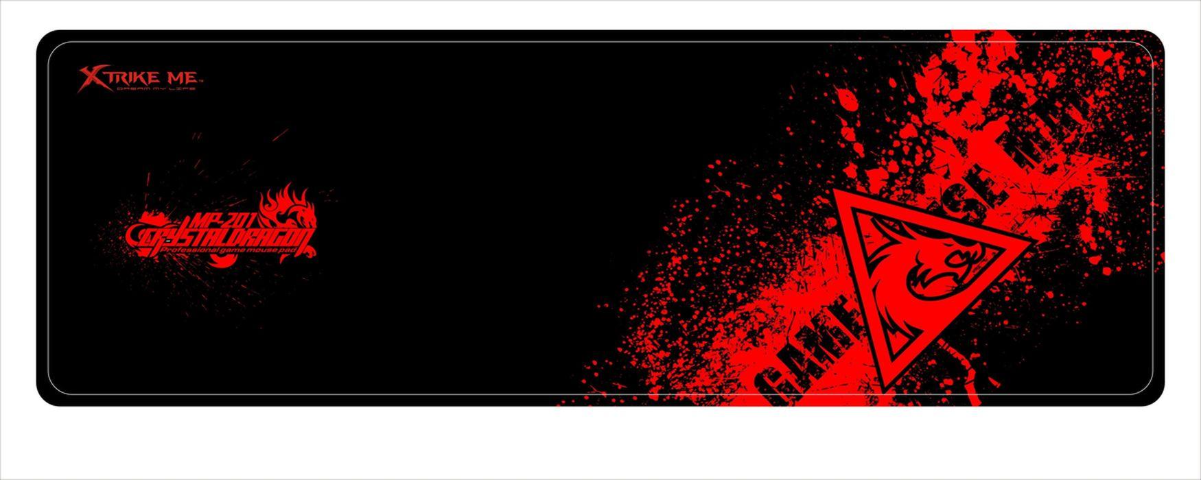 Игровой коврик для мыши Xtrike Me MP-201