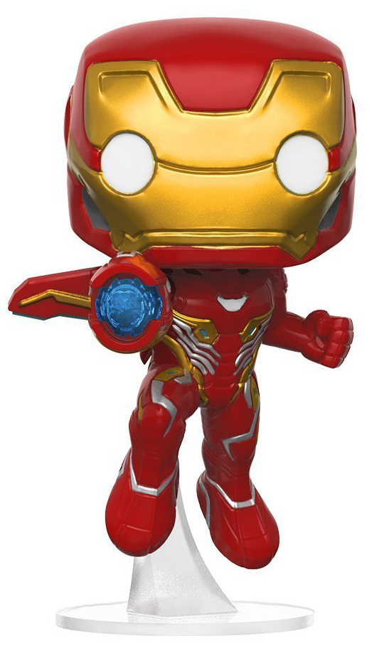 Funko POP! Bobble Фигурка Marvel Avengers Infinity War Iron Man 26463 funko pop bobble фигурка marvel spider man homecoming spider man homemade suit 13315