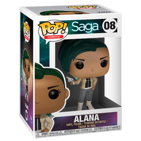 Funko POP! Vinyl Фигурка Saga S1 Alana w/ Gun 27412 цена