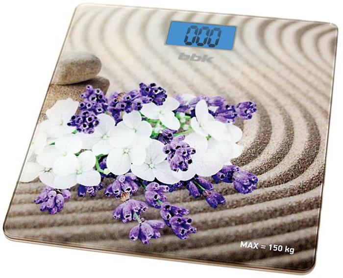 Напольные весы BBK BCS3002G, Beige все цены