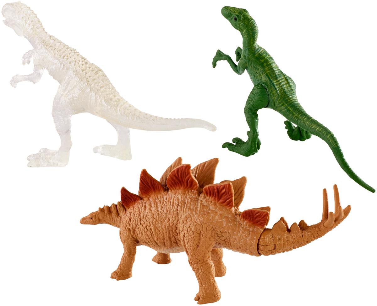 Jurassic World Фигурка Мини-динозавры 3 шт