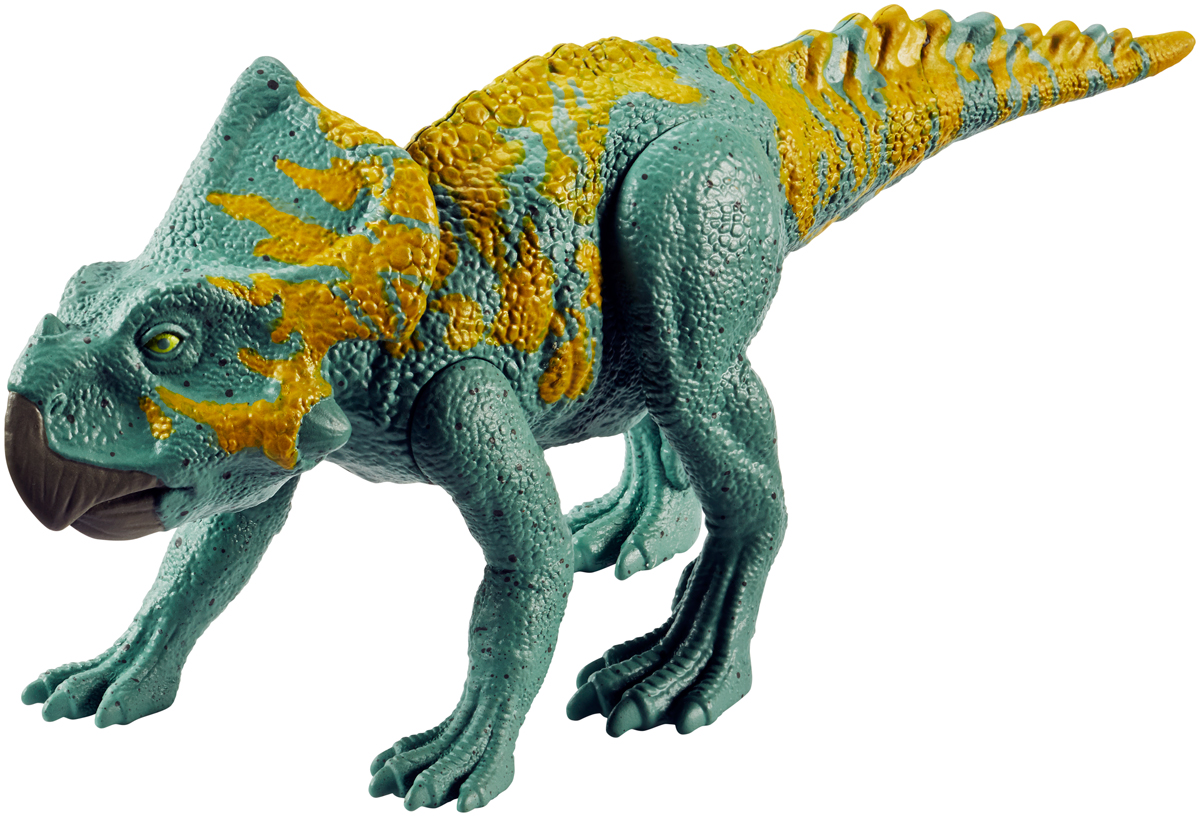"Фигурка функциональная Jurassic World Атакующая стая,""Протоцератопс"""