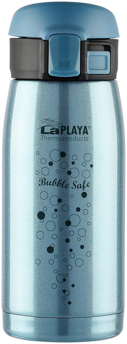"Кружка-термос LaPlaya ""Travel Tumbler"", цвет: синий, 0,35"