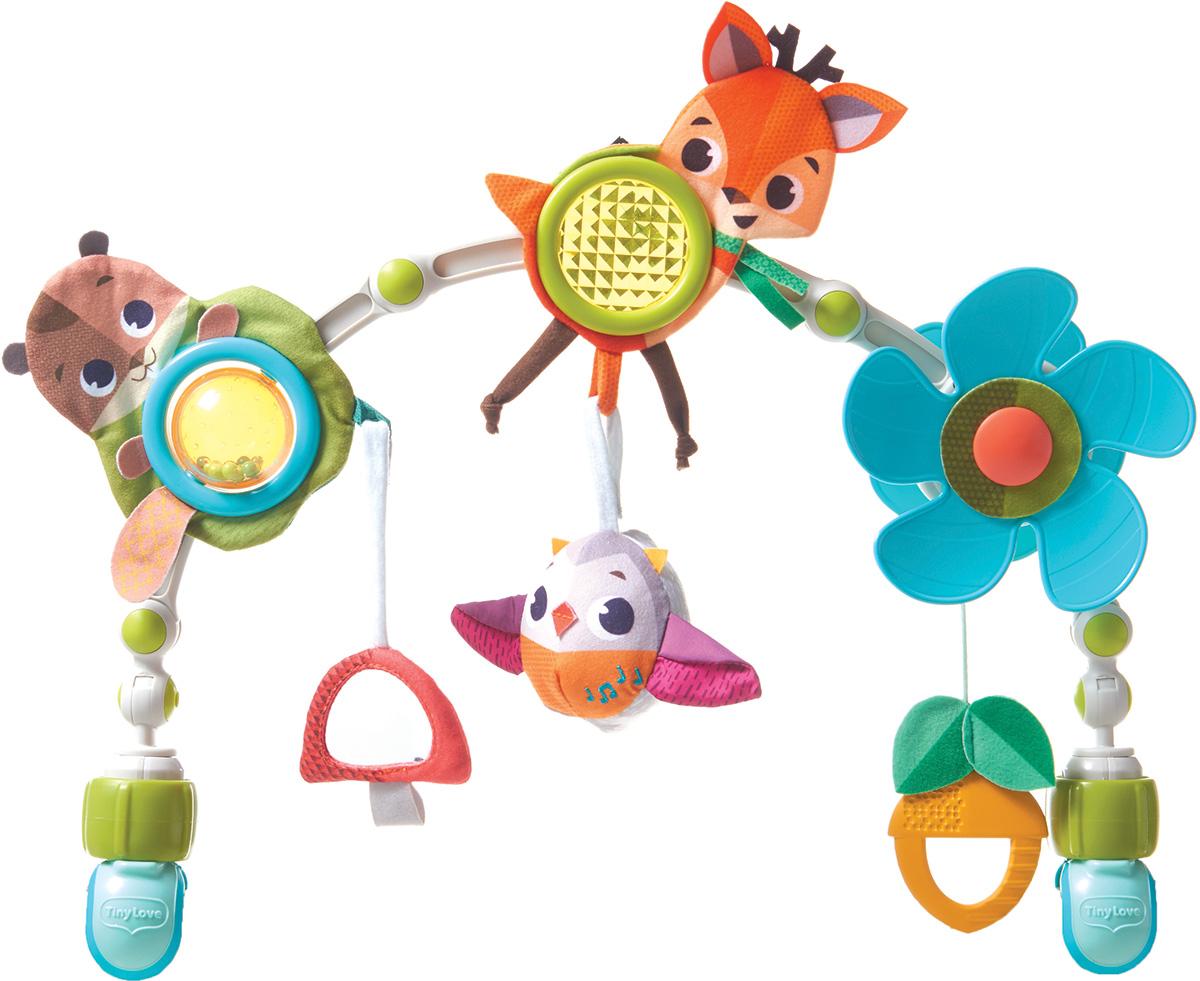 Tiny Love Развивающая дуга-трансформер Сказочный лес развивающая игрушка погремушка tiny love волшебный шарик