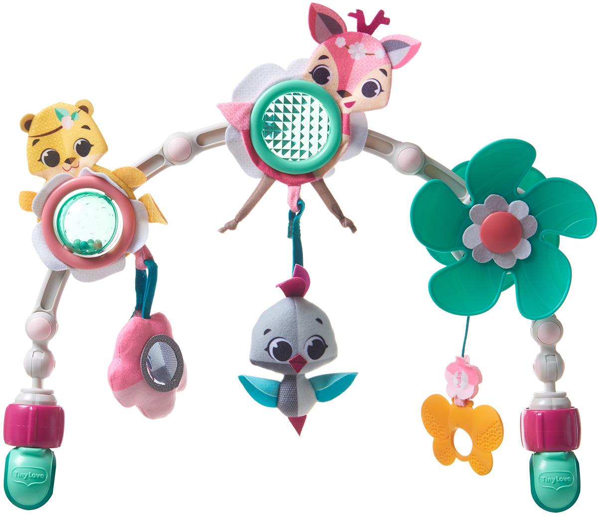 Tiny Love Развивающая дуга-трансформер Принцесса развивающая игрушка погремушка tiny love волшебный шарик