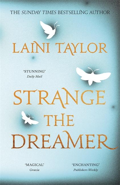 Strange the Dreamer laini taylor strange the dreamer tom 2 muza koszmarów