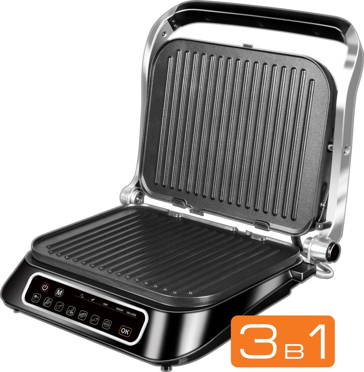 Электрогриль Redmond SteakMaster RGM-M805 барбекю redmond rbq 0251 отзывы