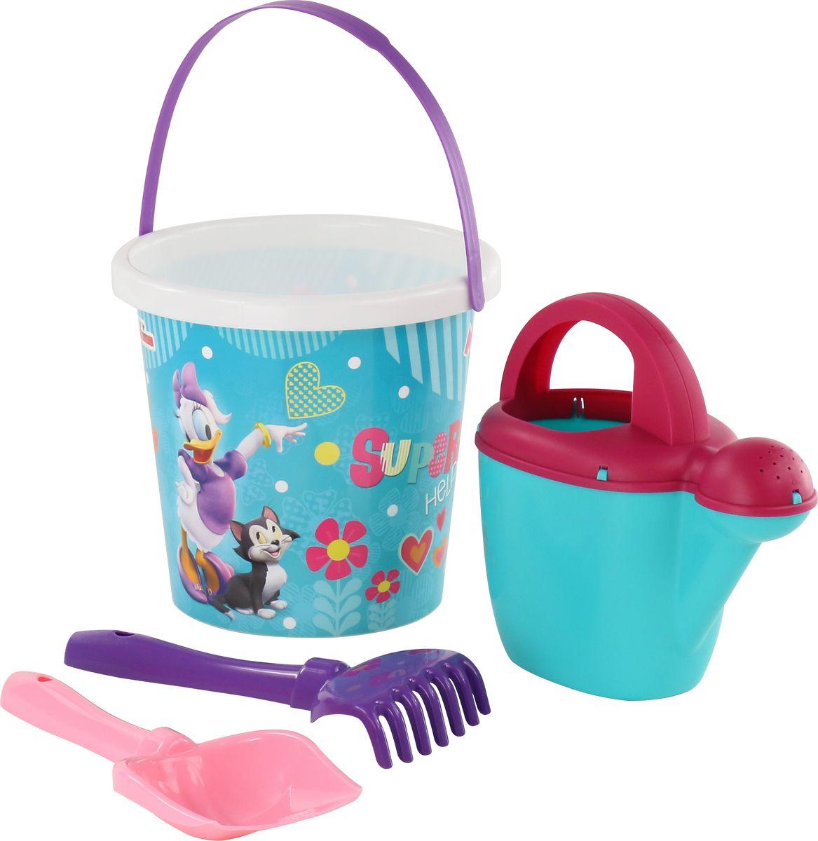 Disney Набор игрушек для песочницы Минни №9, 4 предмета, цвет в ассортименте disney набор игрушек для песочницы минни 4 цвет в ассортименте