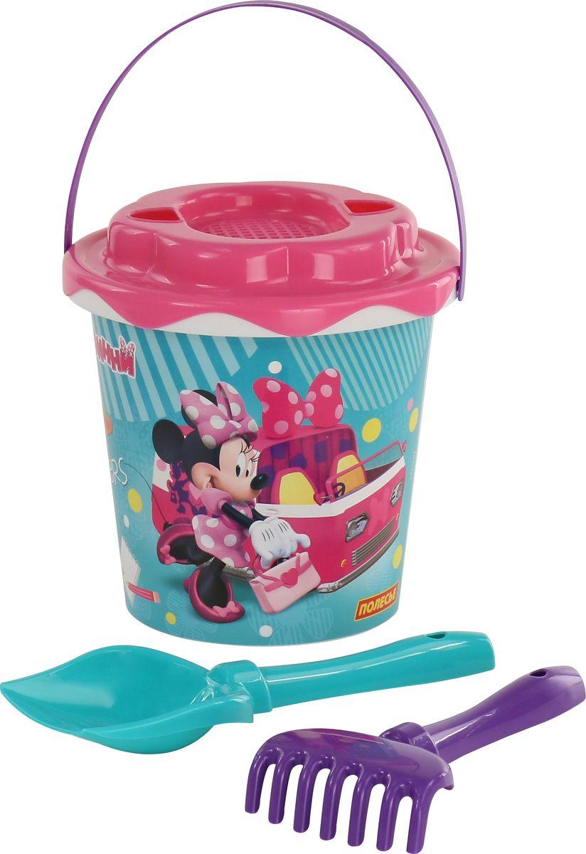 Disney Набор игрушек для песочницы Минни №11, цвет в ассортименте disney набор игрушек для песочницы минни 4 цвет в ассортименте