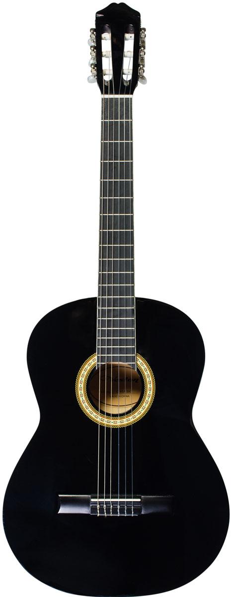 Veston C-45A BK акустическая гитара цена