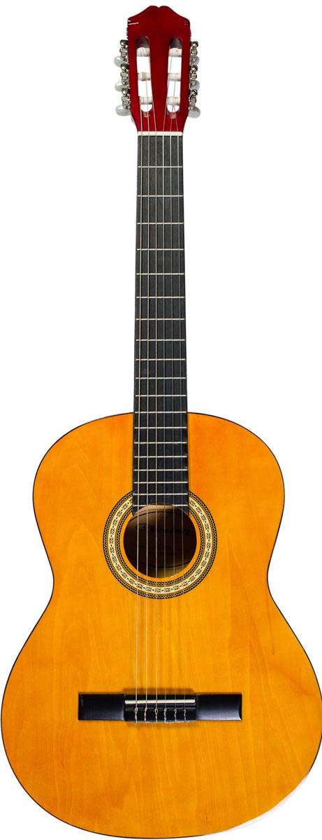 Veston C-45A 3/4 акустическая гитара veston kus 15yw укулеле