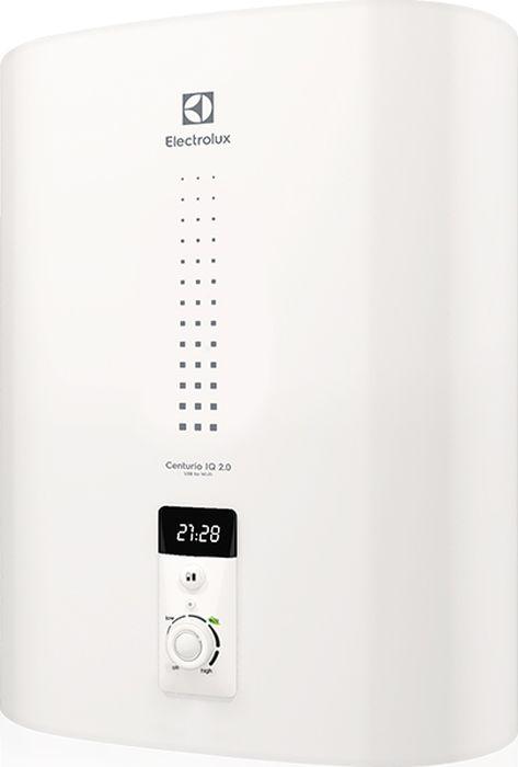 Electrolux EWH 30 Centurio IQ 2.0, White водонагреватель накопительный