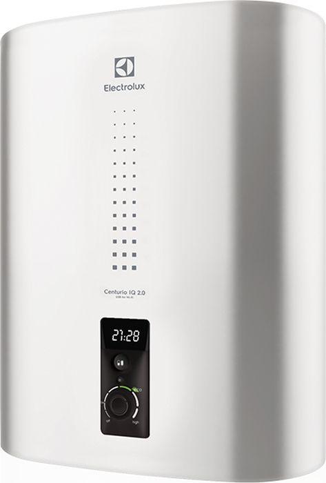 Electrolux EWH 30 Centurio IQ 2.0, Silver водонагреватель накопительный