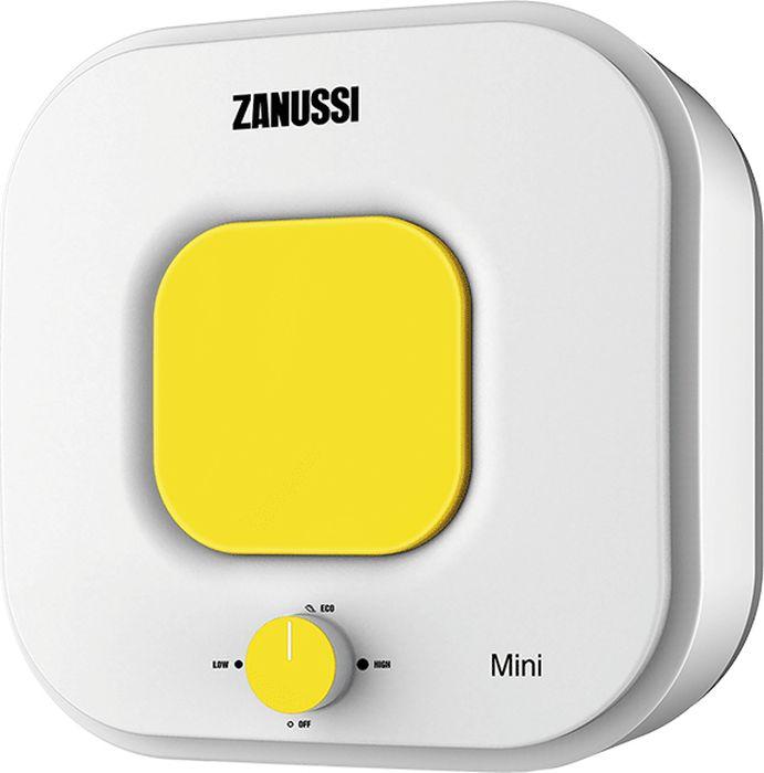 Zanussi ZWH/S15MiniO, White Yellow водонагреватель накопительный анод магниевый м100407 210d22 10m6
