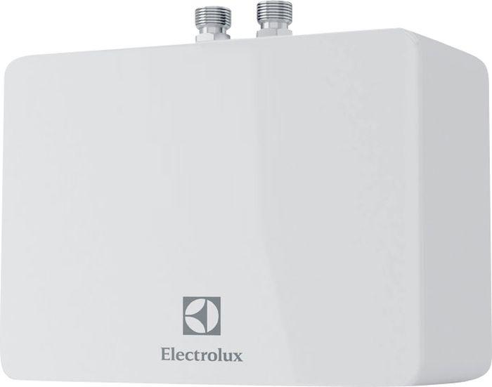 Electrolux NP 4 AQUATRONIC 2.0, White водонагреватель проточный
