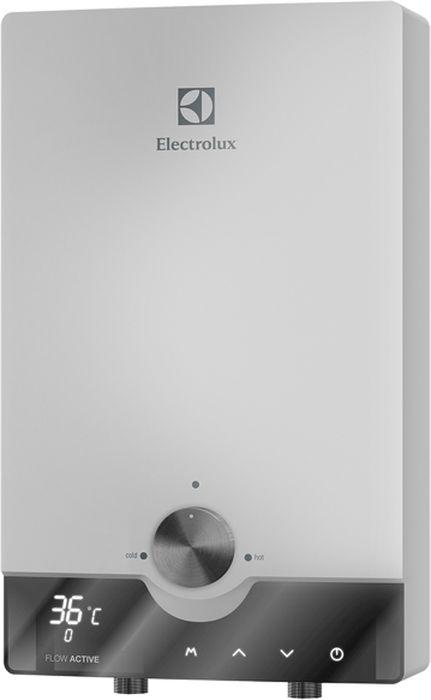 Водонагреватель проточный Electrolux NPX 8 Flow Active 2.0, White