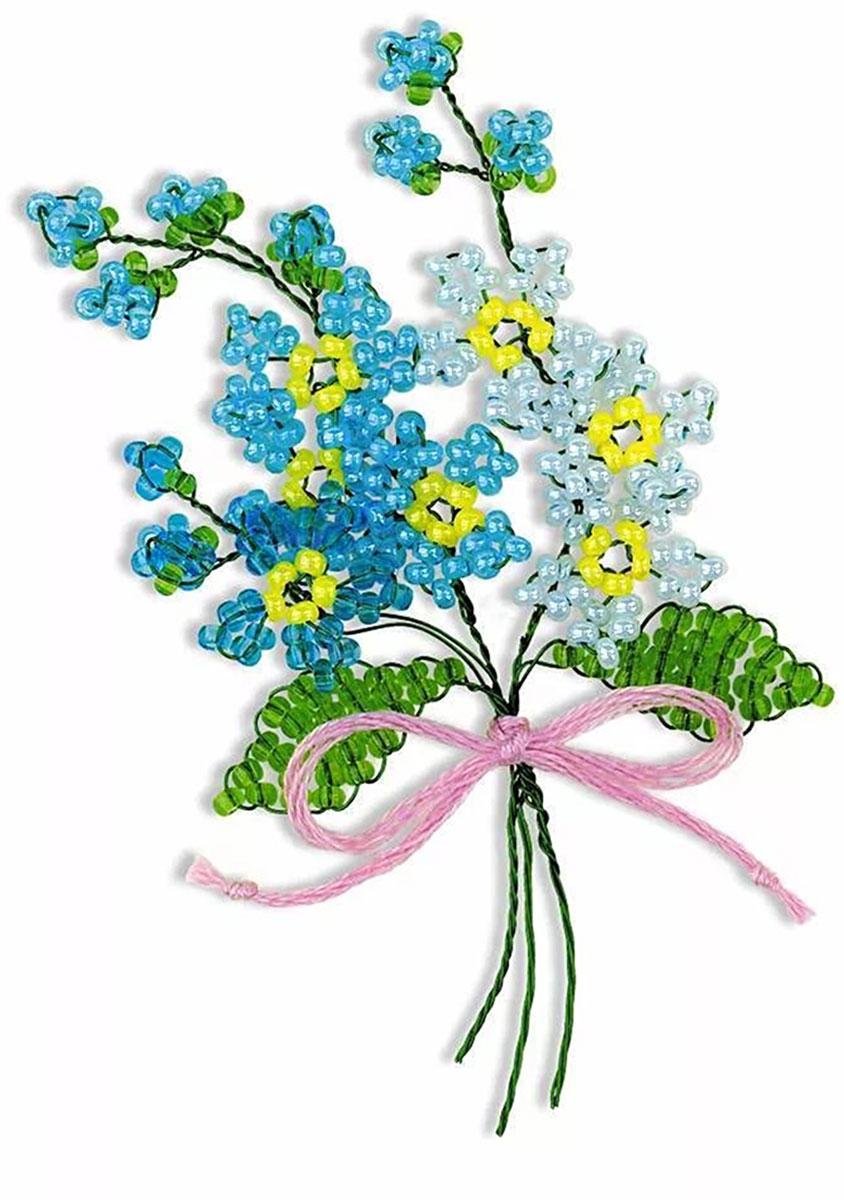 бисеры плетение картинка с цветами
