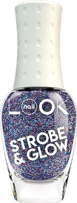 NailLOOK Лак для ногтей Trends Strobe & Glow, Euphoric Glow, 8,5 мл недорого