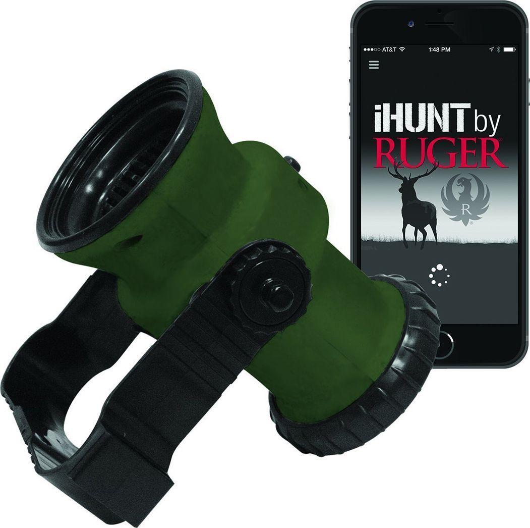 Манок электронный I-Hunt Speaker, с Bluetooth, 700 звуков, дальность 50 м, 115 dB