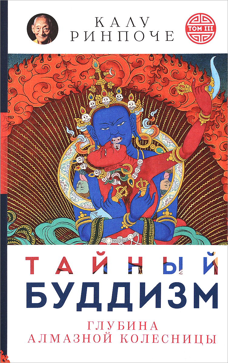 Калу Ринпоче Тайный буддизм. Том 3. Глубина Алмазной колесницы ринпоче калу тайный буддизм том iii глубина алмазной колесницы
