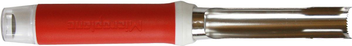 """Нож для чистки яблок и удаления сердцевины Microplane """"Specialty"""", цвет: красный, 26 см"""
