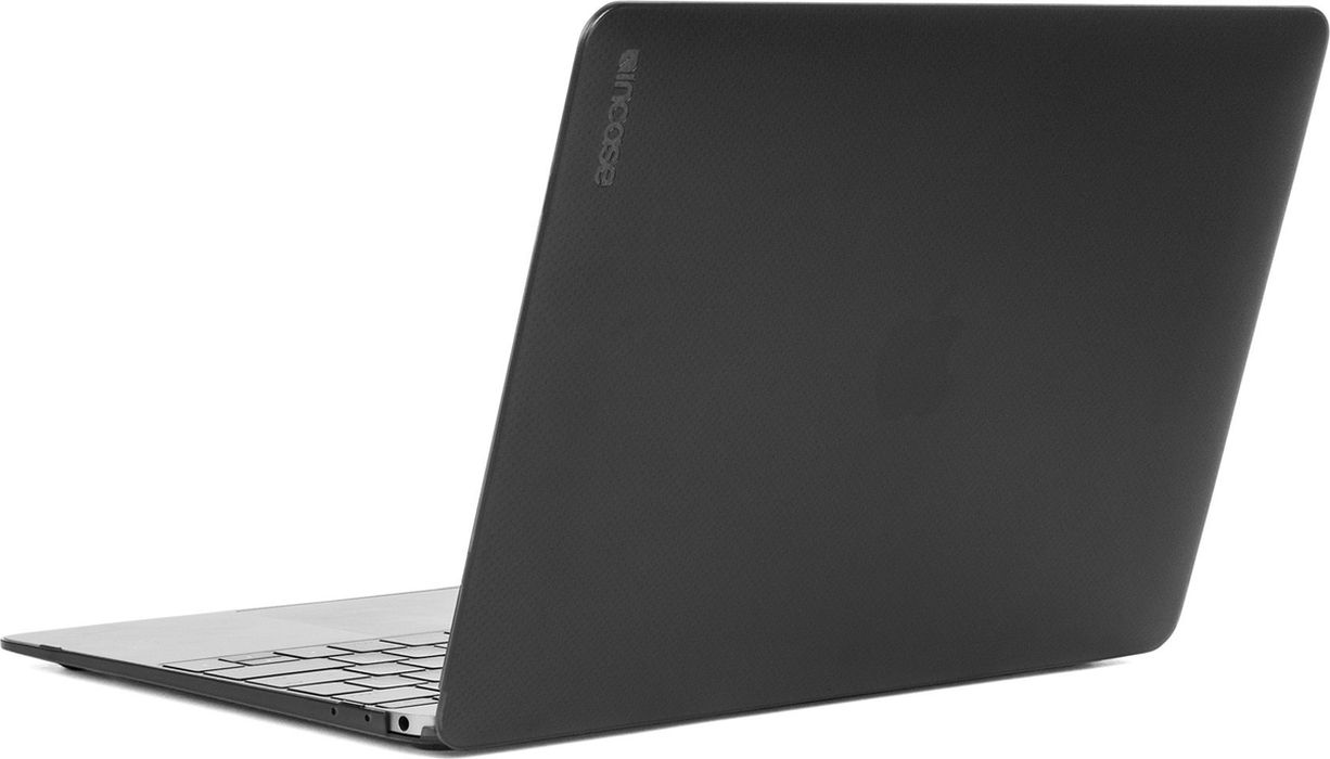 Incase Hardshell Case Dots чехол для Apple MacBook 12, Black Frost цена