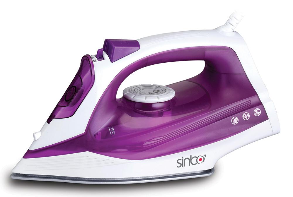 цена на Утюг Sinbo SSI 6619, Violet White